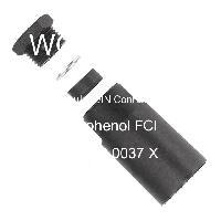 T 3102 0037 X - Amphenol FCI - Circular DIN Connectors