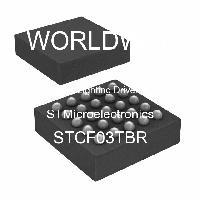 STCF03TBR - STMicroelectronics - Driver Pencahayaan LED