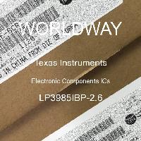 LP3985IBP-2.6 - Texas Instruments - Electronic Components ICs
