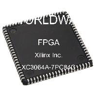 XC3064A-7PC84C - Xilinx - FPGA(Field-Programmable Gate Array)