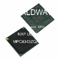 MPC8343ZQAGDB - NXP Semiconductors - マイクロプロセッサー-MPU