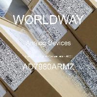 AD7980ARMZ - Analog Devices Inc - Analog to Digital Converters - ADC