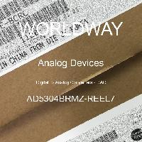 AD5304BRMZ-REEL7 - Analog Devices Inc - Digital to Analog Converters - DAC