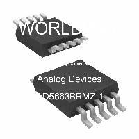 AD5663BRMZ-1 - Analog Devices Inc - Conversores digitales a analógicos - DAC