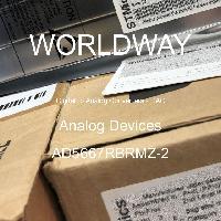 AD5667RBRMZ-2 - Analog Devices Inc - Digital to Analog Converters - DAC