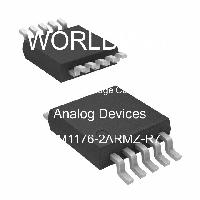 ADM1176-2ARMZ-R7 - Analog Devices Inc - Controladores de voltaje de intercambio en ca