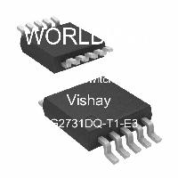 DG2731DQ-T1-E3 - Vishay Siliconix
