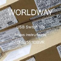 TPS2551DBVR - Texas Instruments - CI di commutazione USB
