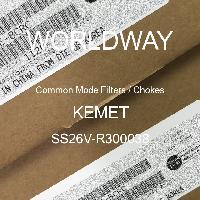 SS26V-R300038 - KEMET Corporation - 공통 모드 필터 / 초크