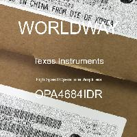 OPA4684IDR - Texas Instruments - High Speed Operational Amplifiers