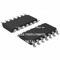 OPA2674I-14D - Texas Instruments - High Speed Operational Amplifiers