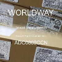ADC0809CCN - Texas Instruments - Analog to Digital Converters - ADC