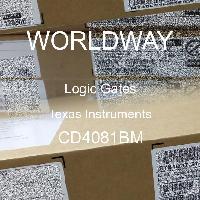CD4081BM - Texas Instruments - Puertas lógicas