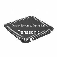 AN41919A-VB - Panasonic Electronic Components - Display Drivers & Controllers