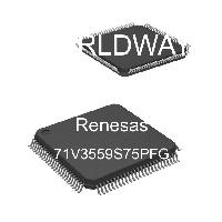 71V3559S75PFG - Renesas Electronics Corporation
