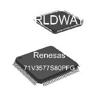 71V3577S80PFG - Renesas Electronics Corporation