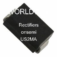 US2MA - ON Semiconductor - Redresseurs
