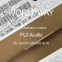 XL-5530-LW300-S-R - PUI Audio - Audio Indicators & Alerts