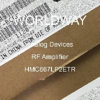 HMC667LP2ETR - Analog Devices Inc - 射频放大器