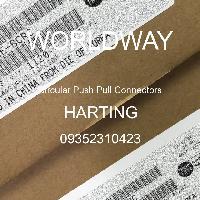 09352310423 - HARTING - Circular Push Pull Connectors