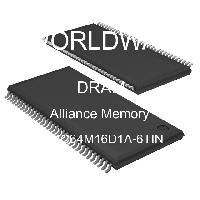 AS4C64M16D1A-6TIN - Alliance Memory