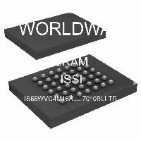 IS66WVC4M16ALL-7010BLI-TR - Integrated Silicon Solution Inc - SRAM