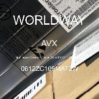 0612ZC105MAT2W - AVX Corporation - Multilayer Ceramic Capacitors MLCC - SMD/SMT