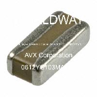 0612YC103MAT2A - AVX Corporation - Condensateurs céramique multicouches MLCC - S