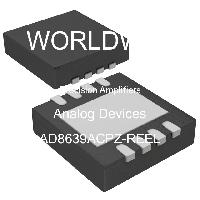 AD8639ACPZ-REEL - Analog Devices Inc - Precision Amplifiers