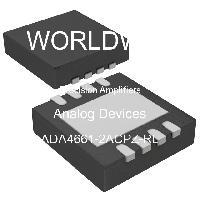 ADA4661-2ACPZ-RL - Analog Devices Inc - Precision Amplifiers