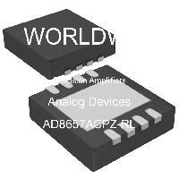 AD8657ACPZ-RL - Analog Devices Inc - 高精度アンプ