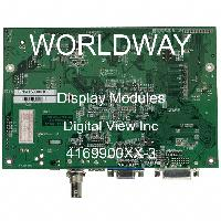 4169900XX-3 - Digital View Inc - Modul display