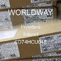 CD74HCU04E - Texas Instruments - Inversores