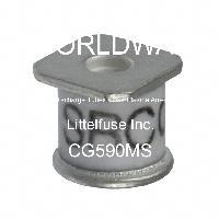 CG590MS - Littelfuse Inc - Tubi di scarico del gas / Arrestatori di plas