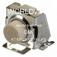 KT11P2SA2M34LFS - KT - Tactile Switches