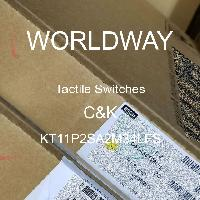 KT11P2SA2M34LFS - C&K - Tactile Switches