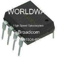 HCNW4504-000E - Broadcom Limited - Optoacopladores de alta velocidad