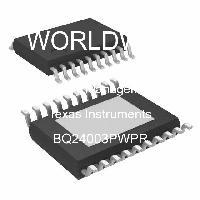 BQ24003PWPR - Texas Instruments