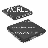CY37064P84-125JC - Cypress Semiconductor