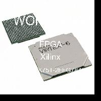 XC6VLX75T-2FFG784I - Xilinx - FPGA(Field-Programmable Gate Array)