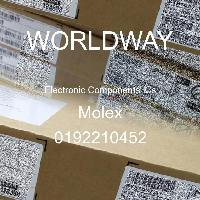 0192210452 - Molex - 전자 부품 IC