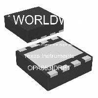 OPA653IDRBT - Texas Instruments - High Speed Operational Amplifiers