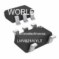 LMV821AIYLT - STMicroelectronics