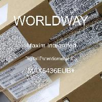 MAX5436EUB+ - Maxim Integrated Products - デジタルポテンショメータIC