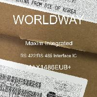MAX1486EUB+ - Maxim Integrated Products - Circuit d'interface RS-422 / RS-485