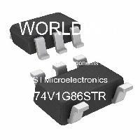 74V1G86STR - STMicroelectronics