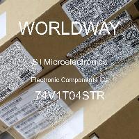 74V1T04STR - STMicroelectronics - Electronic Components ICs