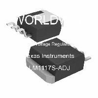 LM1117S-ADJ - Texas Instruments - LDO Voltage Regulators