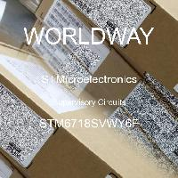 STM6718SVWY6F - STMicroelectronics - Supervisory Circuits