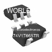 74V1T66STR - STMicroelectronics - 아날로그 스위치 IC